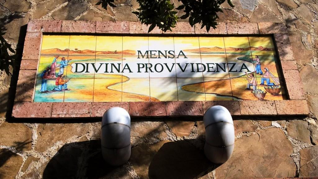 """Mensa """"Divina Provvidenza"""""""