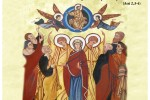 mini Vescovo incontra i Cresimandi